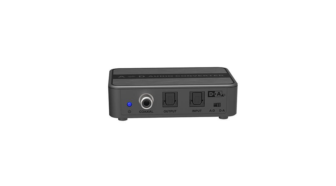 Digital to Analog/ Analog to Digital Combo Audio Converter