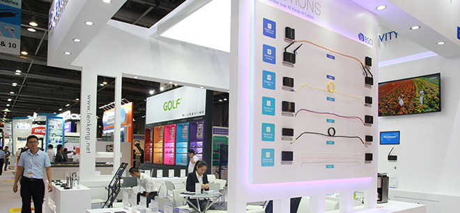 LENKENG Shines at the Global Sources Consumer Electronics
